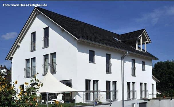 Haas Doppelhaushälfte